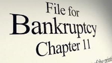 ECS Bankruptcy
