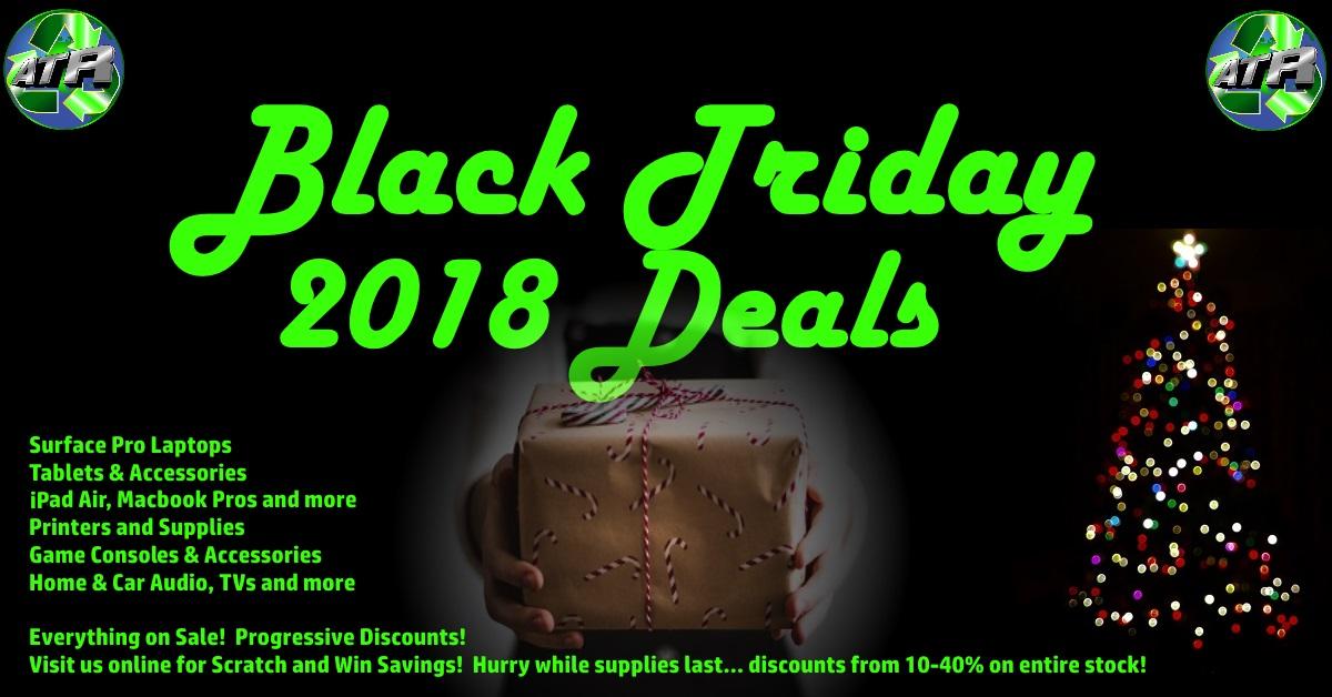 ATR Black Friday Deals