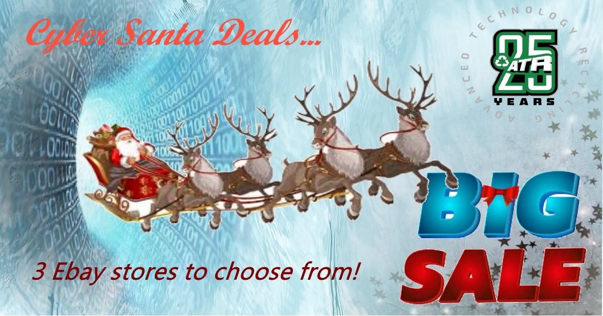 ATR Cyber Santa Deals