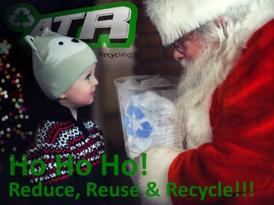 reduce reuse recycle with ATR