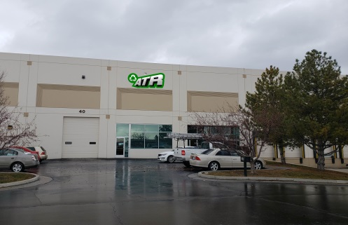 ATR Salt Lake City Facility