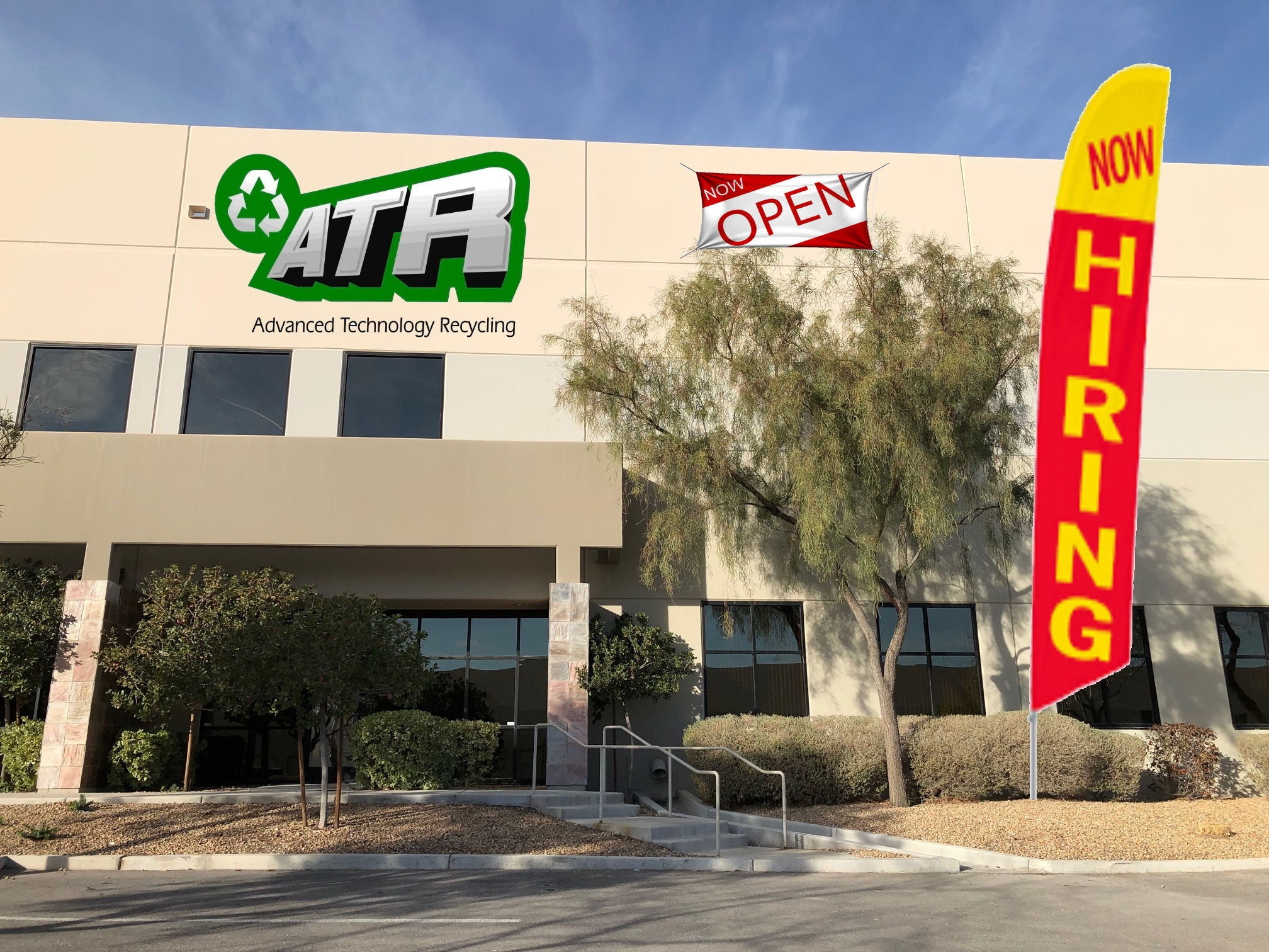ATR Vegas Now Hiring