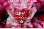 ATR Valentine's Day Sale