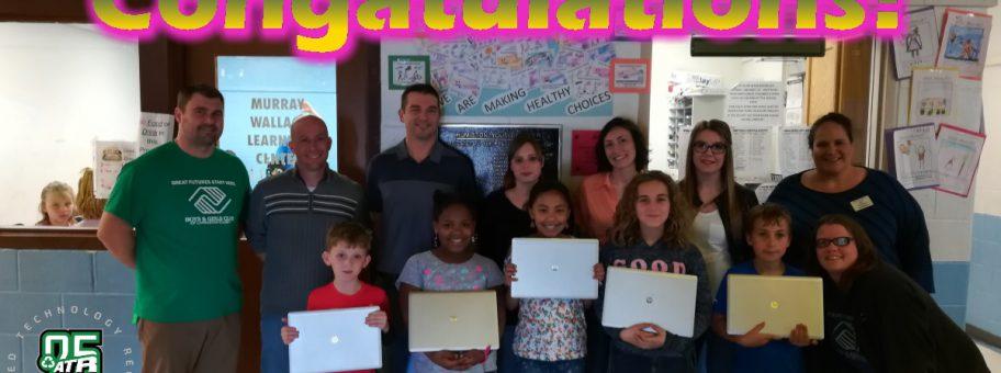 ATR Donates Laptops