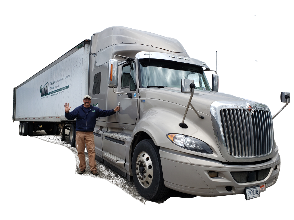 ATR Nationwide Electronics Logistics