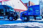 ATR drivers show off their new Mack AN64T Mack Trucks