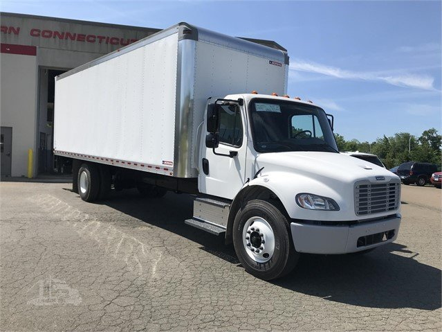 ATR Fleet Additions show new Freightliner M2 Box Truck