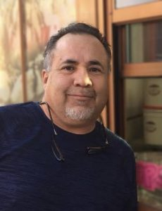 Picture showing ATR Operations Manager for Las Vegas, this person's name is Arturo De La Rosa